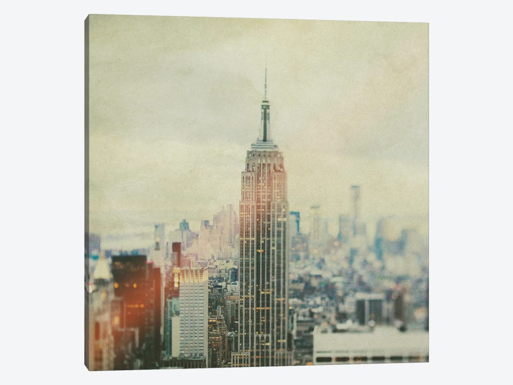 New York Old by Chelsea Victoria 1-piece Art Print