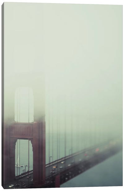 The Bridge Canvas Print #CVA85