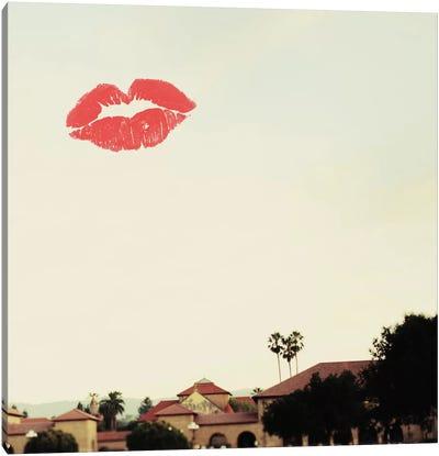California Love Canvas Art Print