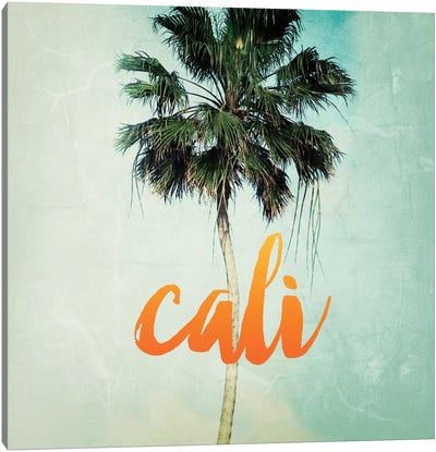 California Canvas Art Print