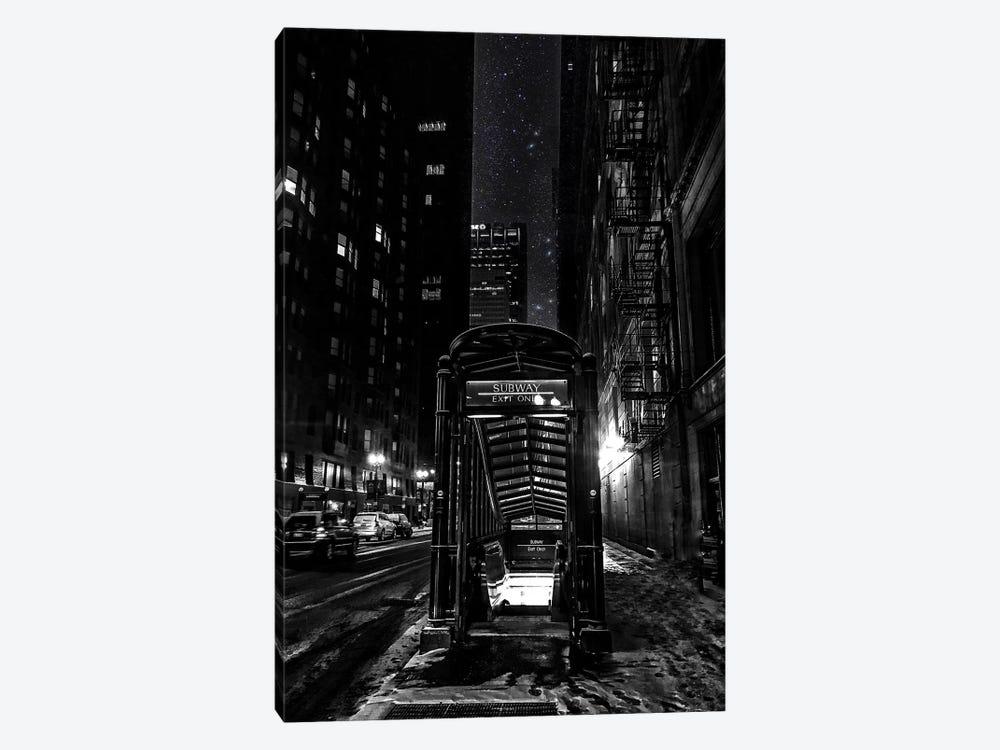 Subway by Caitlin Vera 1-piece Art Print