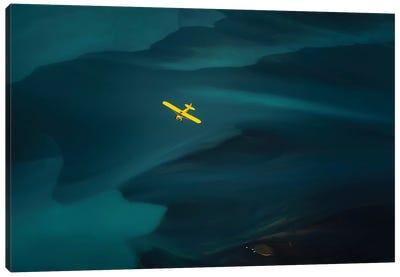 Flying Over Iceland I Canvas Art Print