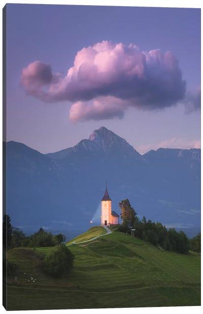 Jamnik - Slovenia Canvas Art Print