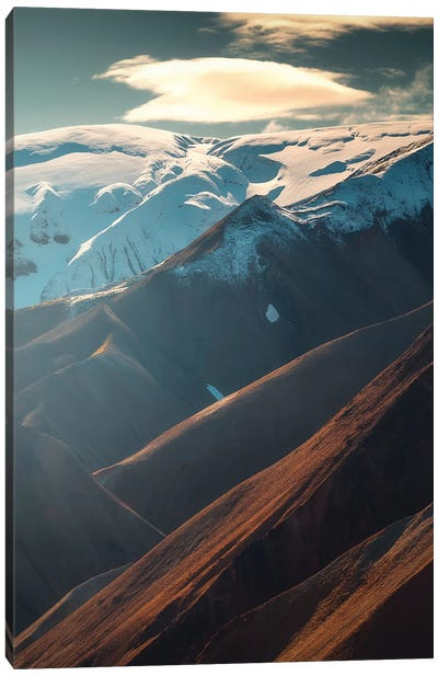 Landmannalaugar - Iceland Canvas Art Print