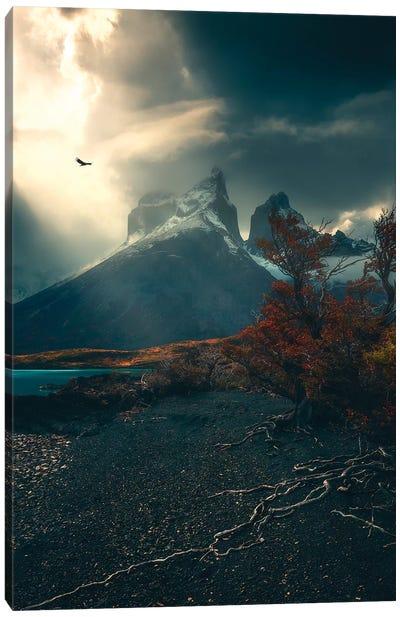 Torres Del Paine - Chile Canvas Art Print