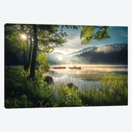 Artvin - Turkey Canvas Print #CVK4} by Cuma Çevik Art Print