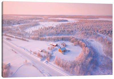 Lapland I Canvas Art Print