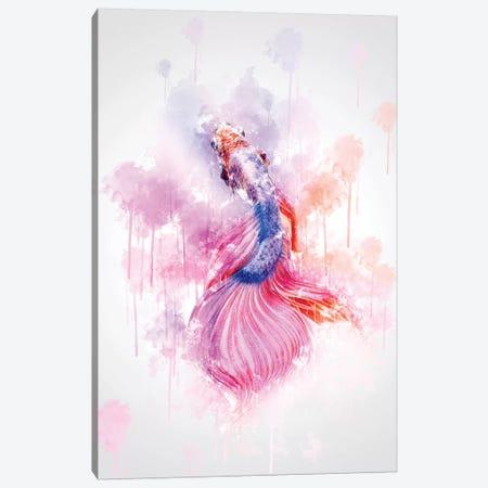 Colorful Fish Canvas Print #CVL130} by Cornel Vlad Art Print