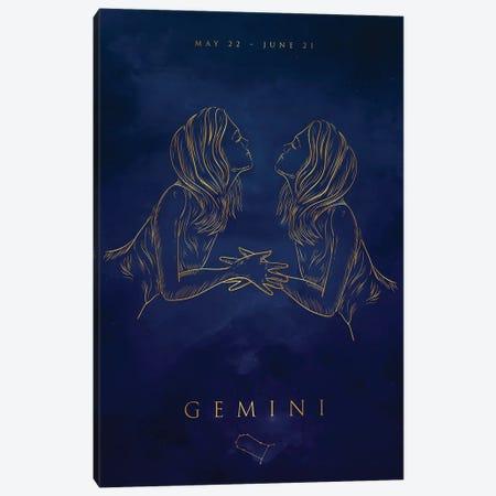 Gemini Canvas Print #CVL176} by Cornel Vlad Canvas Wall Art