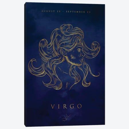 Virgo Canvas Print #CVL179} by Cornel Vlad Art Print