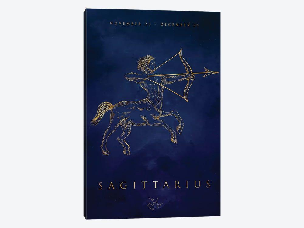Sagittarius by Cornel Vlad 1-piece Canvas Art
