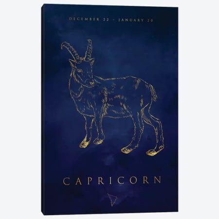Capricorn Canvas Print #CVL183} by Cornel Vlad Canvas Wall Art
