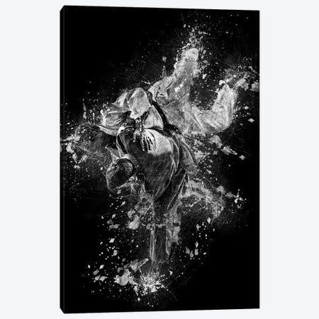 Judo Throw Canvas Print #CVL209} by Cornel Vlad Art Print