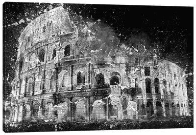 Colosseum Canvas Art Print
