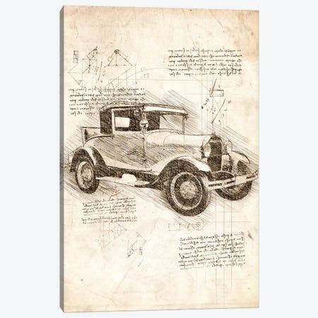Ford Model T Canvas Print #CVL44} by Cornel Vlad Canvas Print