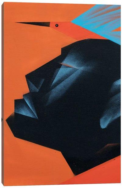 Cabeca III Canvas Art Print