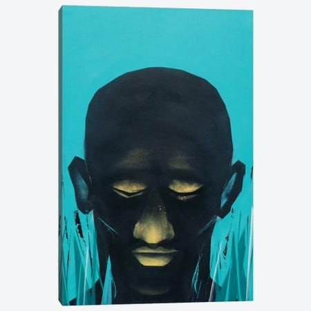 Drive Canvas Print #CVT14} by VCalvento Canvas Art