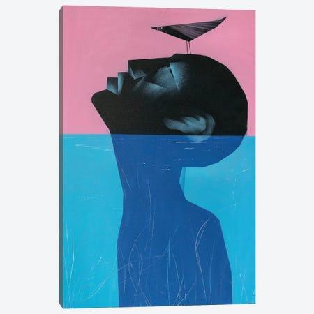 Drowning Voluntary II Canvas Print #CVT15} by VCalvento Canvas Art