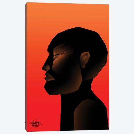 Dry II Canvas Print #CVT2} by VCalvento Canvas Artwork