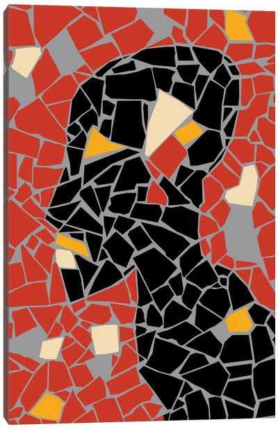 Shards Canvas Art Print