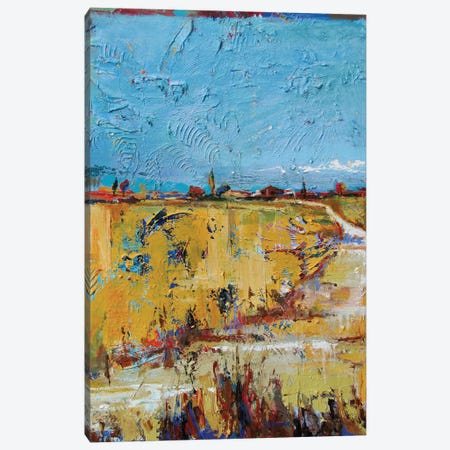 Open Space II Canvas Print #CWB13} by Carole Rae Watanabe Canvas Artwork