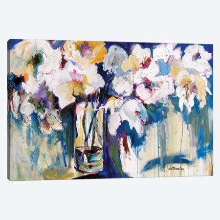 Hello Gorgeous Canvas Print #CWB35} by Carole Rae Watanabe Canvas Art Print
