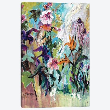Song Of Peace Canvas Print #CWB39} by Carole Rae Watanabe Canvas Art