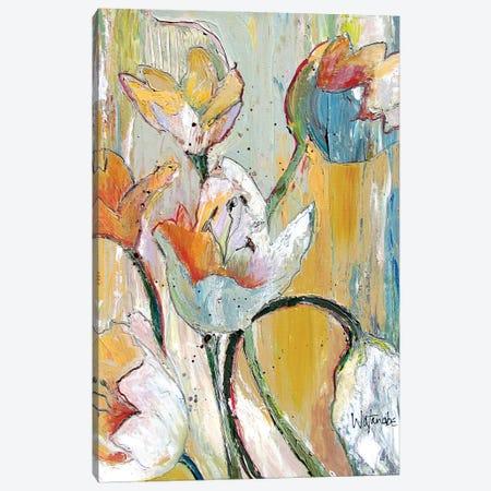 Summer Breeze Canvas Print #CWB41} by Carole Rae Watanabe Canvas Print