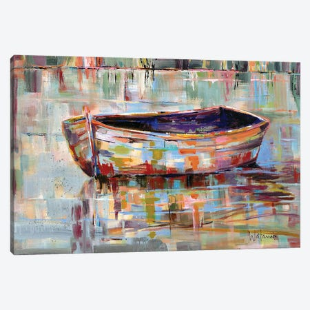 Floating Light Canvas Print #CWB44} by Carole Rae Watanabe Canvas Artwork