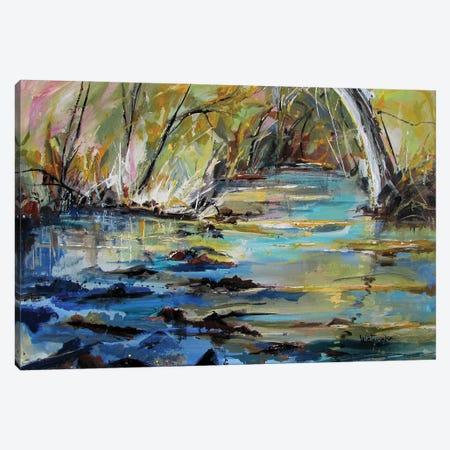 Poetic Place Canvas Print #CWB4} by Carole Rae Watanabe Canvas Print