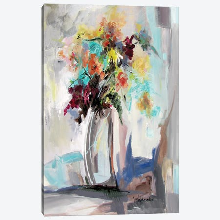 Forever Beauty Series I Canvas Print #CWB52} by Carole Rae Watanabe Canvas Artwork