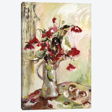 Forever Beauty Series II Canvas Print #CWB53} by Carole Rae Watanabe Canvas Artwork