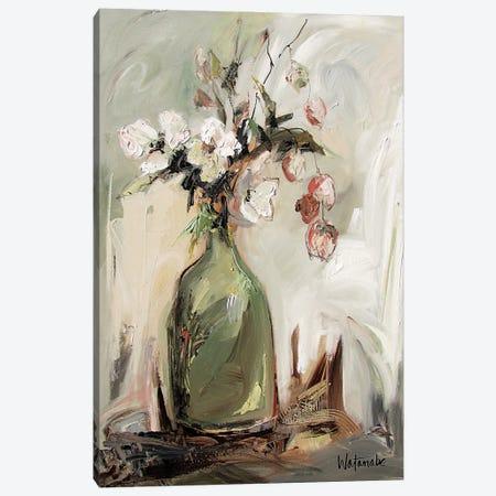 Forever Beauty Series IV Canvas Print #CWB55} by Carole Rae Watanabe Canvas Art Print