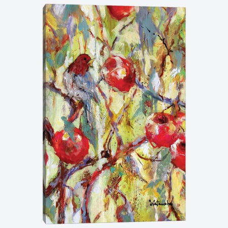 Spring Equinox I Canvas Print #CWB60} by Carole Rae Watanabe Canvas Print