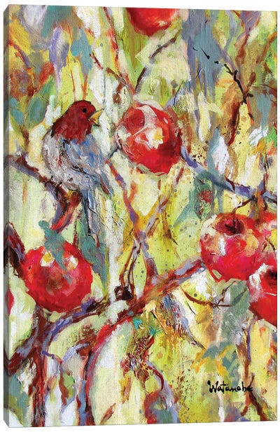 Spring Equinox I Canvas Art Print