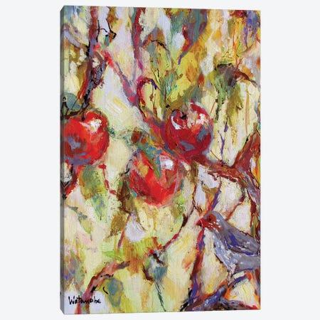 Spring Equinox II Canvas Print #CWB61} by Carole Rae Watanabe Canvas Art Print