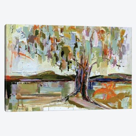 The Grandmother Tree Canvas Print #CWB66} by Carole Rae Watanabe Canvas Art