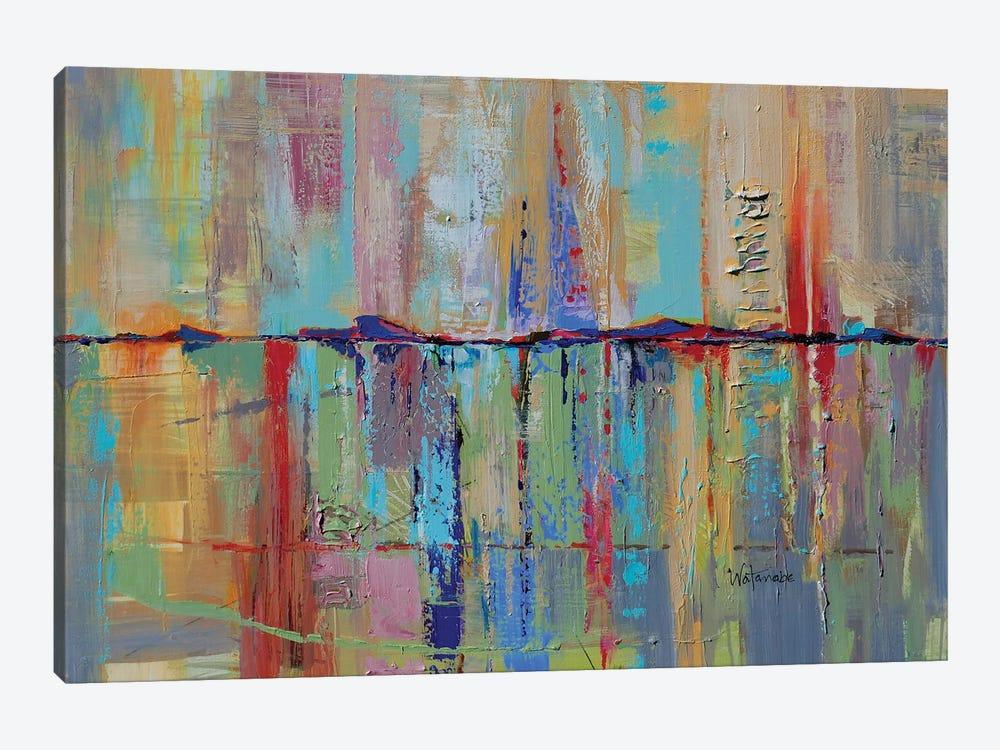 Healing Waters by Carole Rae Watanabe 1-piece Canvas Art Print