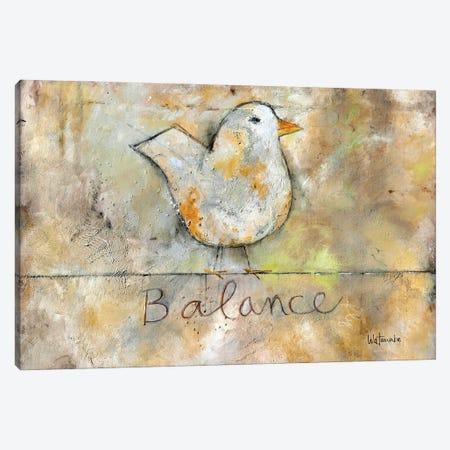 Balance Canvas Print #CWB74} by Carole Rae Watanabe Canvas Print