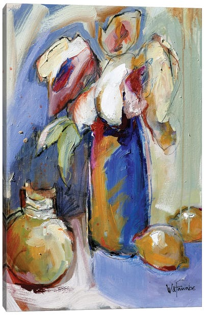 A Dream Glimpsed Canvas Art Print