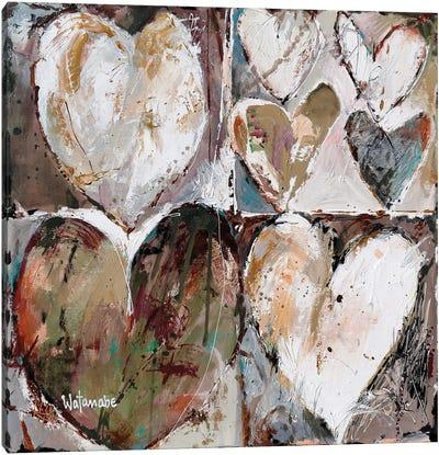 Life Is Love Canvas Art Print