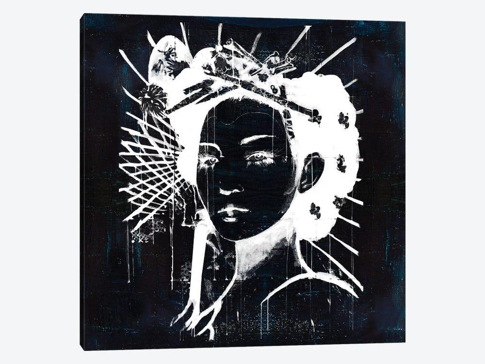 Geisha I by Caroline Wendelin 1-piece Canvas Artwork