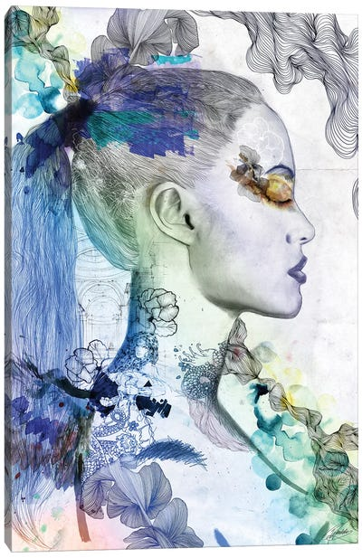 Mindfull Canvas Art Print