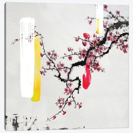 Asia Canvas Print #CWD4} by Caroline Wendelin Art Print