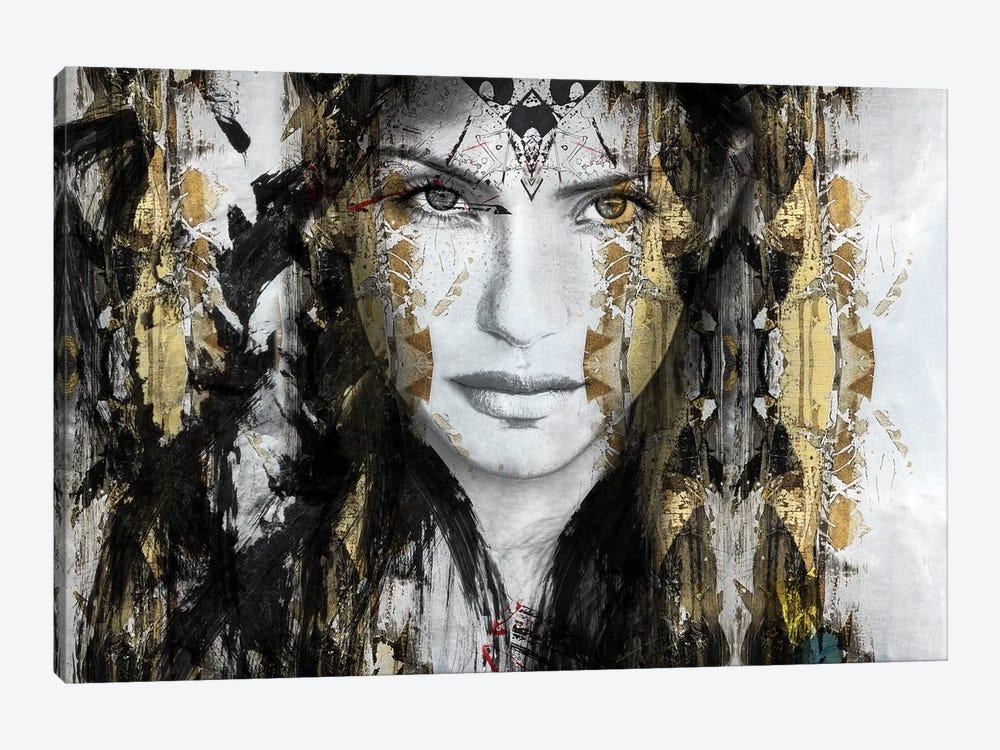 Thunder by Caroline Wendelin 1-piece Canvas Art