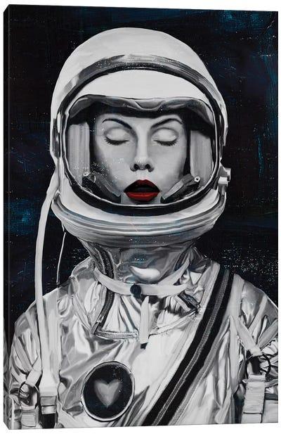 Astronauta Canvas Art Print