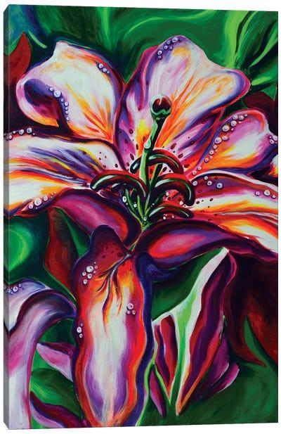 Lily Canvas Art Print