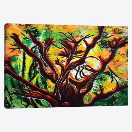 Manzanita Canvas Print #CWH8} by Carrie White Canvas Wall Art