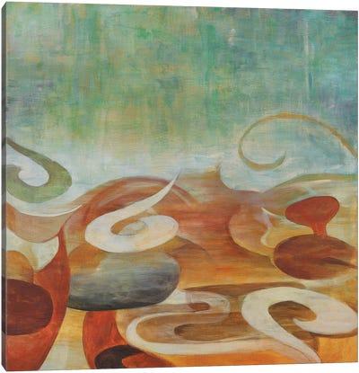 Labor Of Love II Canvas Art Print
