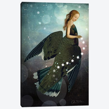 Stardust Canvas Print #CWS103} by Catrin Welz-Stein Canvas Art Print